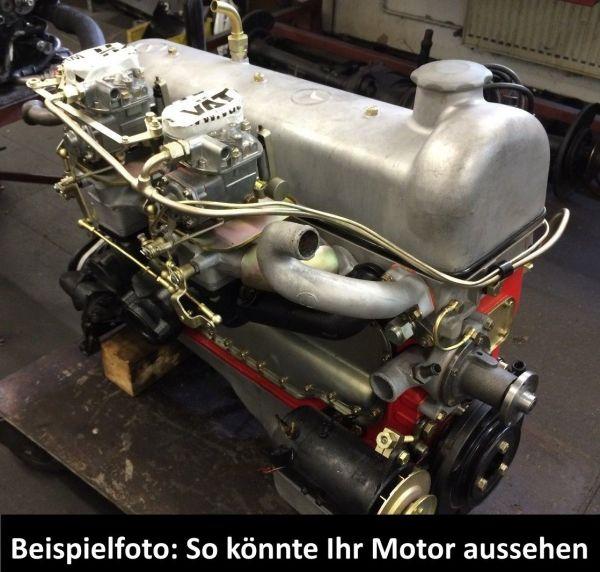 Mercedes Motorüberholung 220 S Ponton M180 M180920 W110 W108 W180 Cabrio