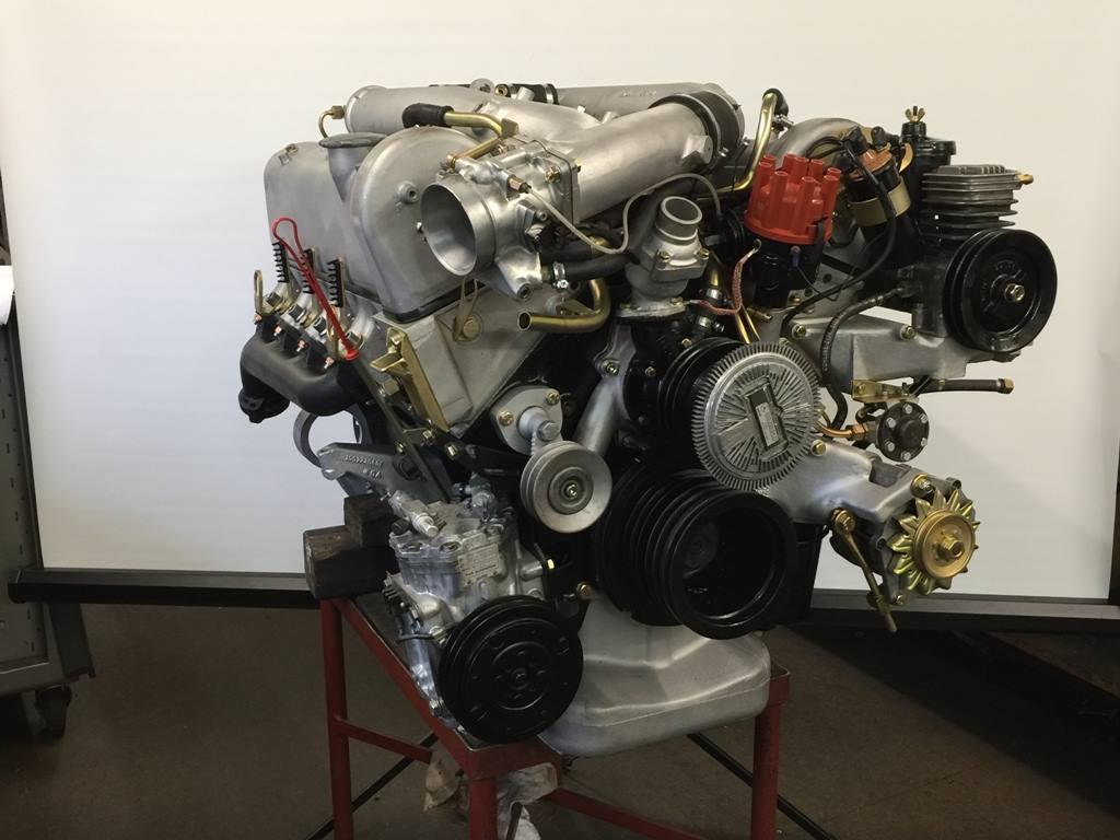Motorüberholung 300 SEL-6.3 W109 M100