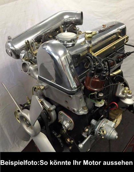 Motor, Motorreparatur 190 SL - W121 W120 - M121