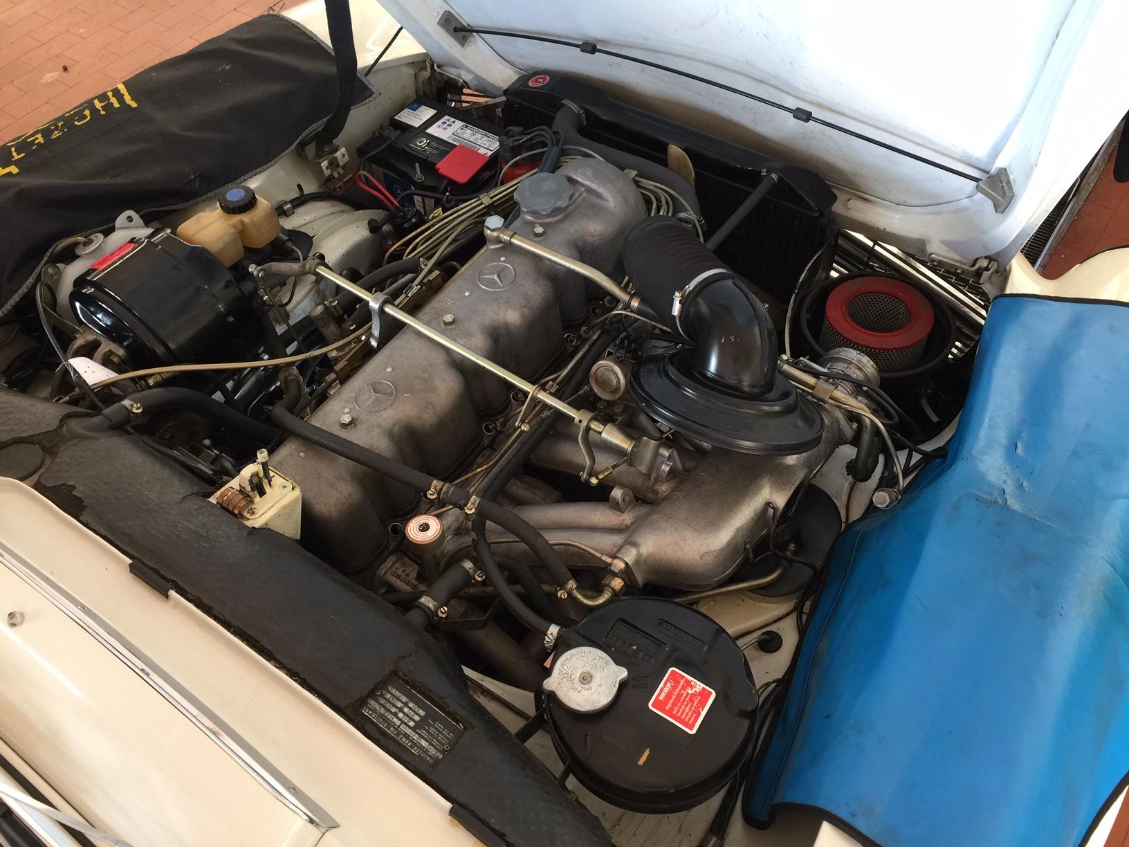 Motor 230SL Pagode
