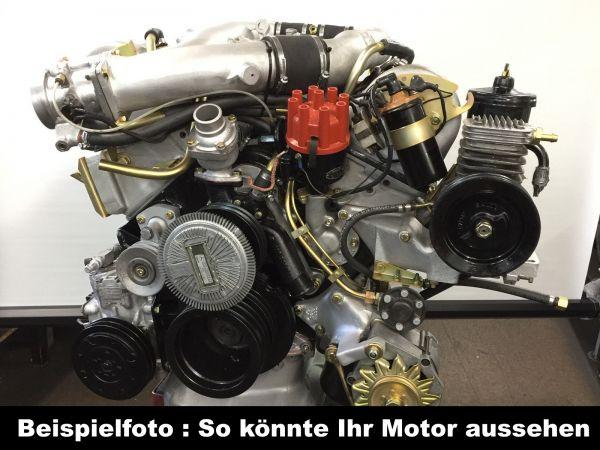 Motor, Motorreparatur 300 SEL - 6,3 / 600 450SEL - 6,9 - W116 W109 W100 - M100