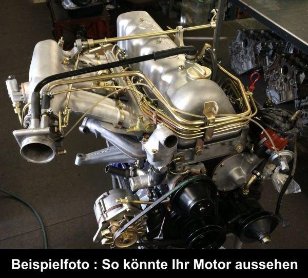 Motor, Motorreparatur 280SL Pagode 280SE Heckflosse - W111 W108 W109 - M130