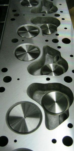 Zylinderkopf planfräsen: 4 Zylinder
