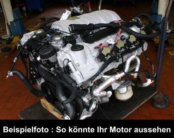 Motor, Motorreparatur C63AMG E63AMG S63AMG ML63AMG 6,3 ltr. V8 AMG - M156