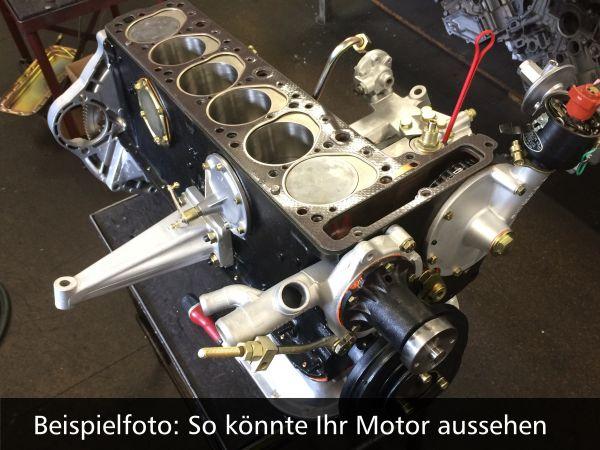 Mercedes Motorüberholung 230SL Pagode W113 M127 M127.981 M127.982