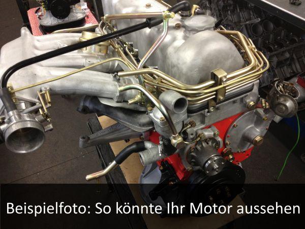 Motor Pagode, Motorreparatur 250SE / 250SL - W113 - M129 M129.982 M129.981 M129.980