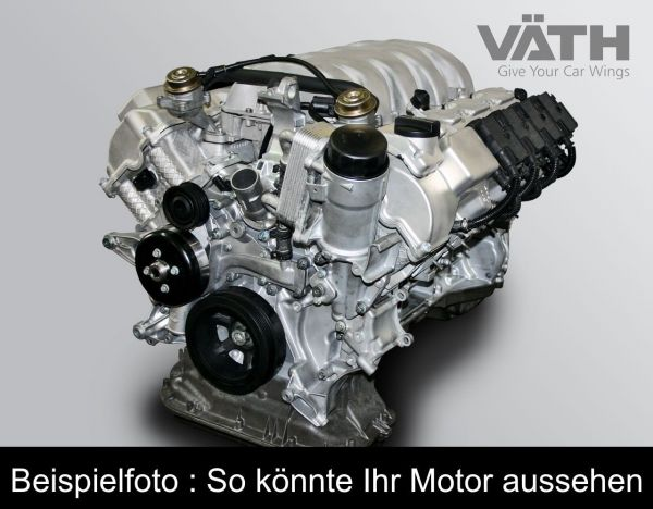Mercedes Motorüberholung S500 E500 G500 ML500 CLK500 SL500 CL500 M113