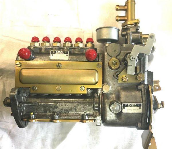 Mercedes Einspritzpumpe, überholt 280SE / 280SL, Pagode BOSCH - PES6KL70B120 R24