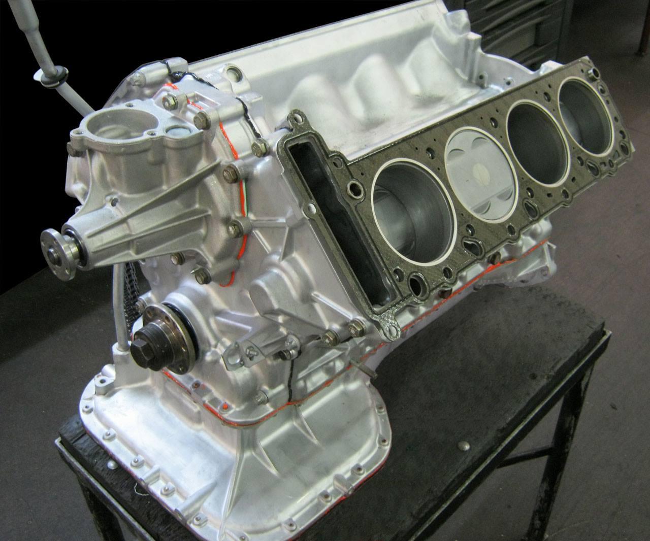 Motorüberholung M119 V8